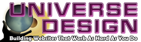 2009 Universe Design Logo for 1